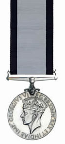 Conspicuous Gallantry Medal (C.G.M.)